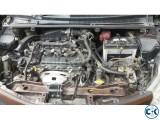Toyota Vitz Jewela Brown Metalic 2011