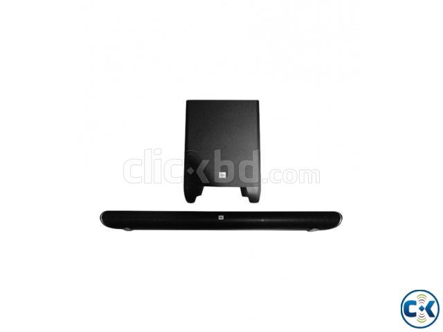 JBL Cinema SB350 Home cinema 2.1 soundbar with wireless sub | ClickBD large image 1