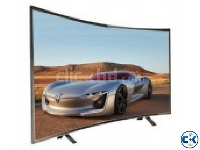 Eyecon Full HD 40 Inch Curved WiFi Smart LED Television | ClickBD