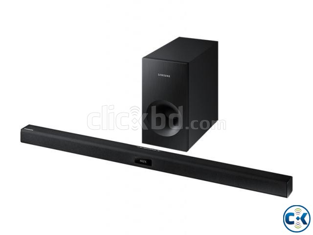 Samsung HW-J355 120 Watt Wired Audio Soundbar | ClickBD large image 1