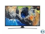 Samsung 65 inch UHD 4K Smart TV MU6100
