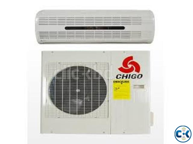 CHIGO 1.5 Ton 18000 BTU Split Type Wall Mounted AC | ClickBD large image 1