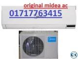 Brand New Midea Split Ac 1.5 ton