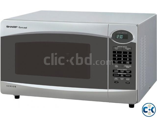 Sharp Microwave | ClickBD large image 0