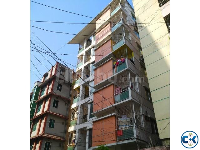 Uttara sector 4 Flat for sell  | ClickBD large image 0