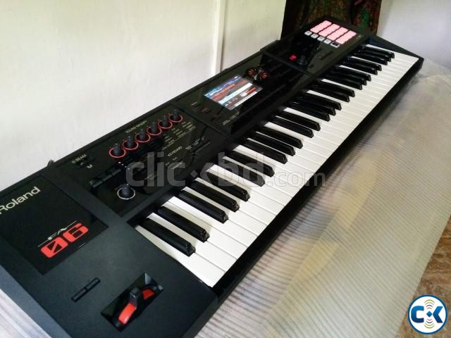 Roland FA-06 Pro Workstation Almost New  | ClickBD large image 0