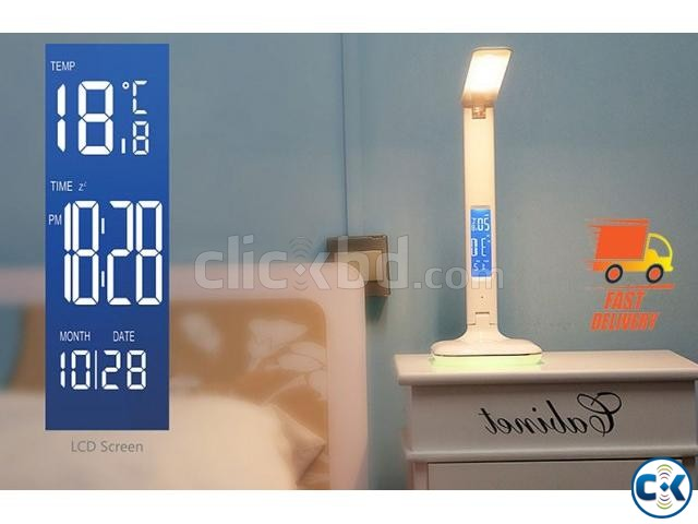 LED Touch Lamp Colorful Remax RL-E270 | ClickBD large image 0
