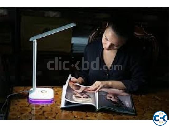 LED Touch Lamp Colorful Remax RL-E270 | ClickBD large image 3