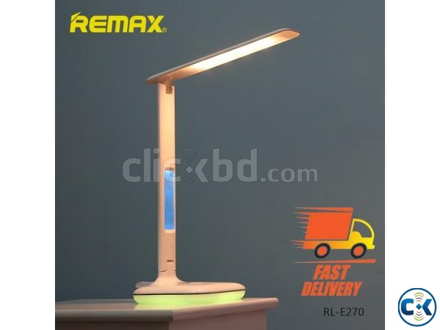 LED Touch Lamp Colorful Remax RL-E270 | ClickBD large image 4