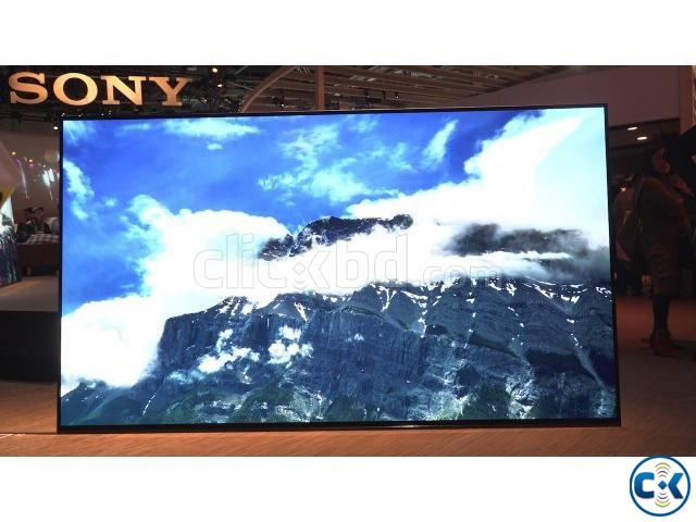 SONY 55 inch A1 OLED TV | ClickBD large image 0