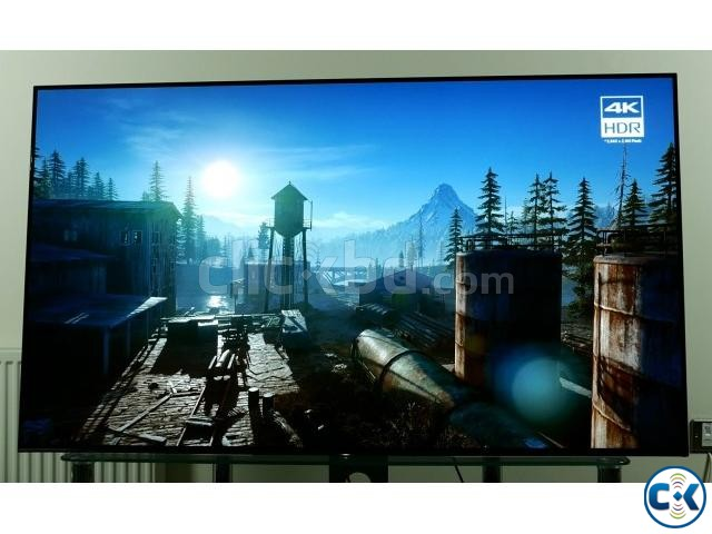 SONY 55 inch A1 OLED TV | ClickBD large image 1