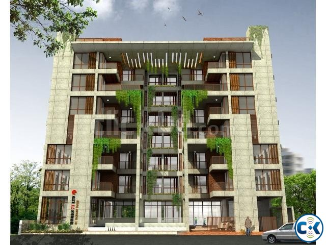 3850 sft Flat for sale Banani DOHS | ClickBD large image 0