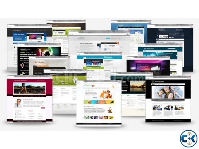 Website Design and Development | ClickBD large image 0