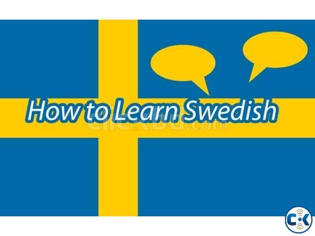 Swedish Language Dhaka | ClickBD large image 0