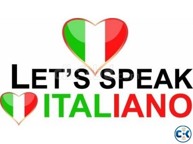 Italian Language Dhaka | ClickBD large image 0