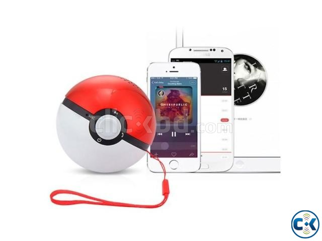 pokemon bluetooth speaker | ClickBD large image 0