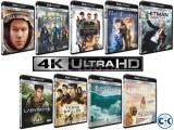 4K MOVIES 100MOVIES 4K COLLECTIONS UHD FOR LCD LED TV 4K TV
