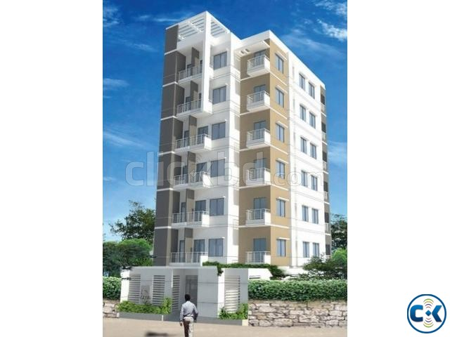 975sft apartments at Aftab Nagar Rampura | ClickBD large image 0