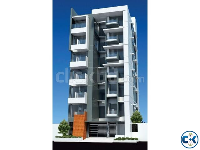 1500sft apartment at Bashundhara Block F | ClickBD large image 0