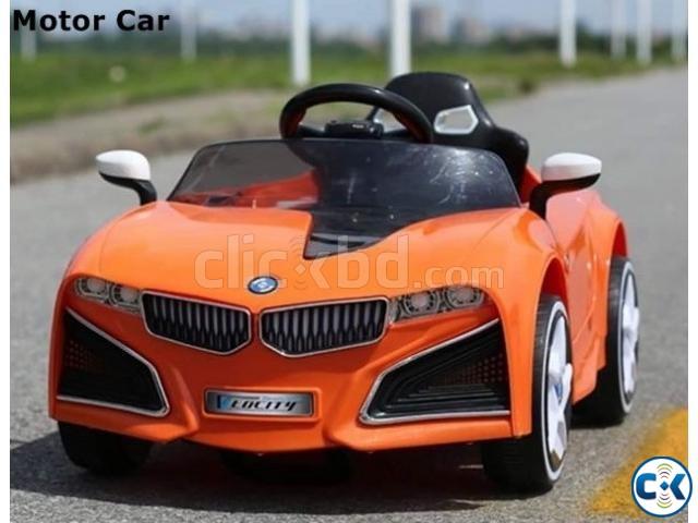Brand New Stylish Baby Motor Car. | ClickBD large image 0