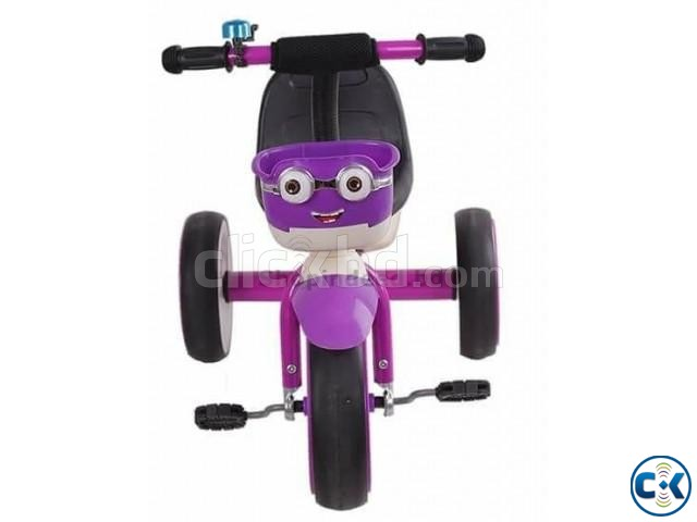 Stylish Brand New Baby Tri-Cycle Minion. | ClickBD large image 1