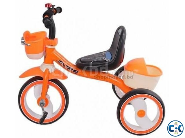 Stylish Brand New Baby Tri-Cycle Minion. | ClickBD large image 2