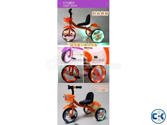 Stylish Brand New Baby Tri-Cycle Minion. | ClickBD large image 3