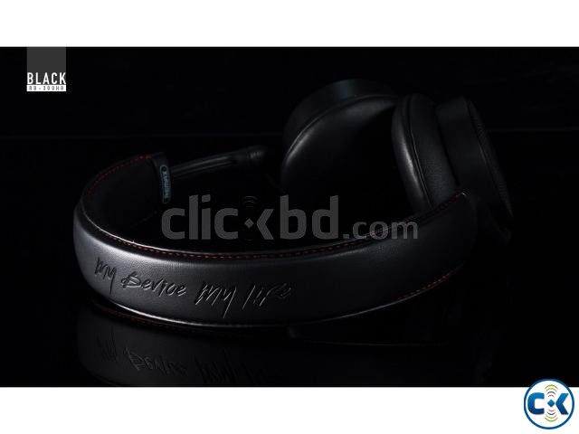 Remax RB-300HB Wireless Bluetooth Headphone With Touch Contr | ClickBD large image 3