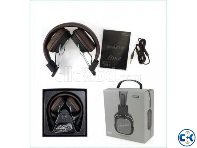 Remax Headphone RM-100H | ClickBD large image 0