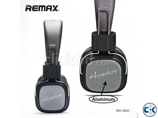 Remax Headphone RM-100H | ClickBD large image 2