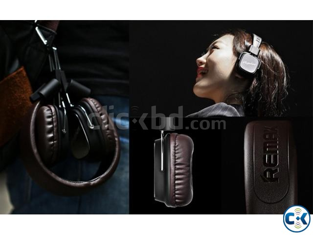 Remax Headphone RM-100H | ClickBD large image 3