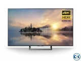 Sony Bravia X7500E 4K UHD 43 High Dynamic Android LED TV