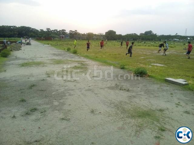 4 katha Ready Residential Plot for Sale at Tongi | ClickBD large image 0