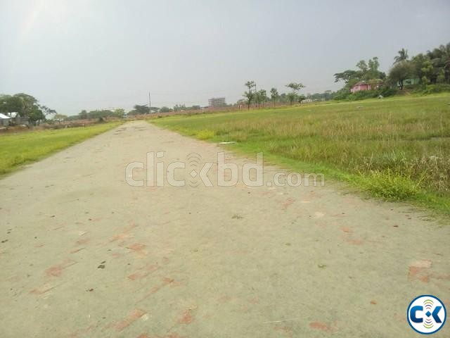 3 katha Ready Residential Plot for Sale at Tongi | ClickBD large image 0