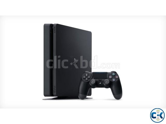 Sony PS4 500GB HDD Game Console with Dual Shock BD | ClickBD large image 0