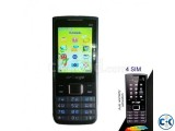 Orange 4 Sim Phone price in bangladesh