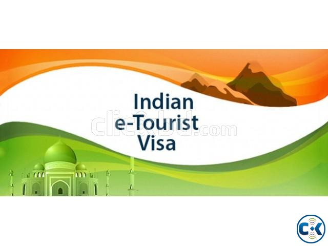 India Tourist Media Visa A TO Z Support | ClickBD large image 0