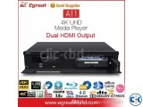 Egreat A11 Blu-ray HDD Media Player 4K