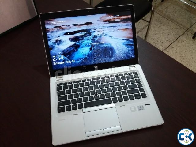 HP Core i5 Ultra Slim Latest Laptop Buy New From USA | ClickBD large image 0