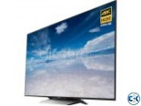 Sony Bravia X8500D UHD 65 Android Wi-Fi Smart Television