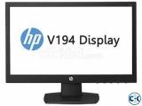 HP 18.5 INCH LED MONITOR V194