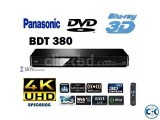 Panasonic DMP-BDT380 specs 3D Blu-ray Disc DVD Player