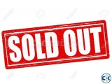 Error Sold Out