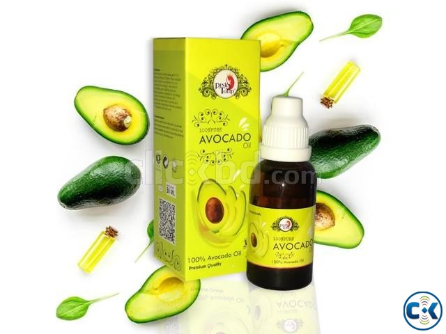 100 Pure Avocado Oil | ClickBD large image 0