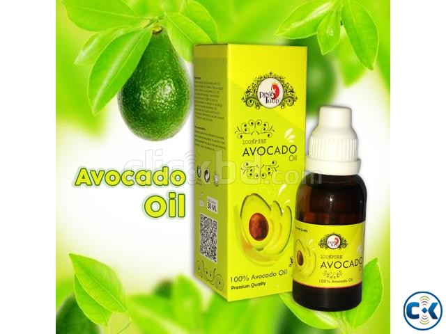 100 Pure Avocado Oil | ClickBD large image 1