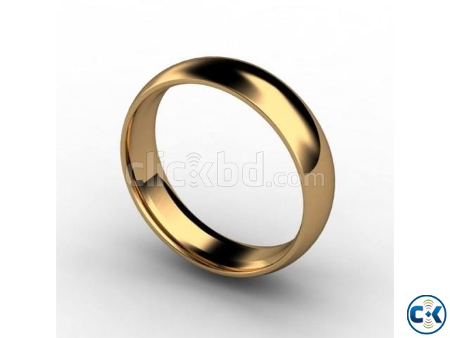 Gold Plated Finger Ring | ClickBD large image 0