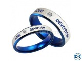 Couple Wedding Rings Love Devestion