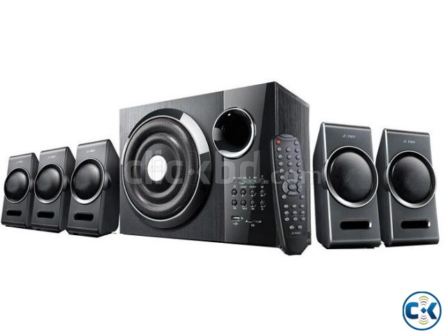 F D F3000X NFC Bluetooth USB Reader Multimedia Speaker | ClickBD large image 0