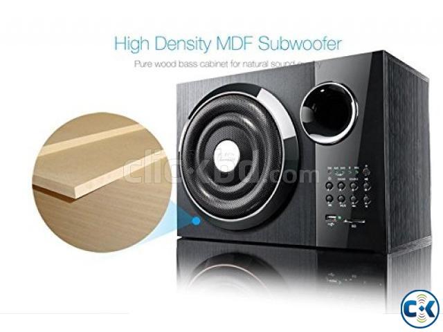 F D F3000X NFC Bluetooth USB Reader Multimedia Speaker | ClickBD large image 1