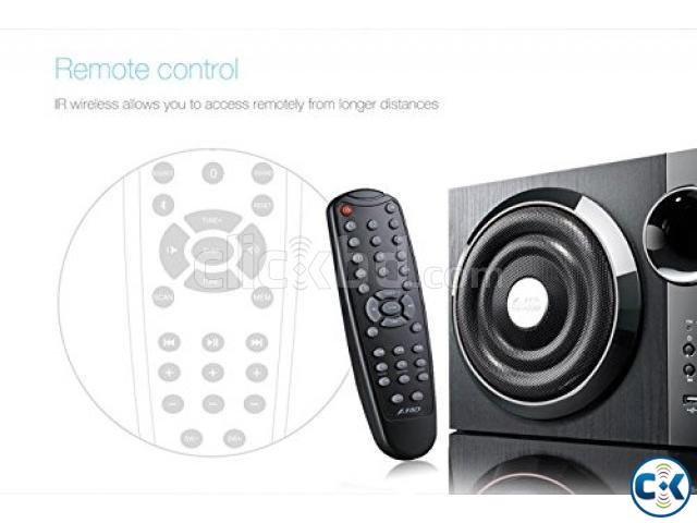 F D F3000X NFC Bluetooth USB Reader Multimedia Speaker | ClickBD large image 2